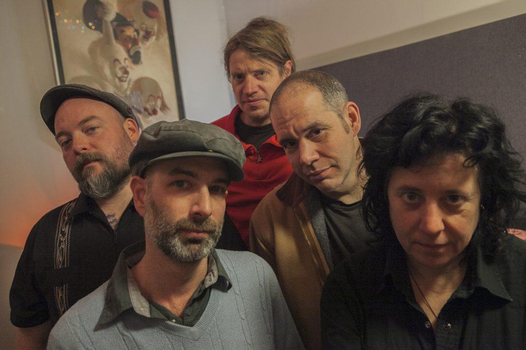 Thalia Zedek Band by Tamara Bonn