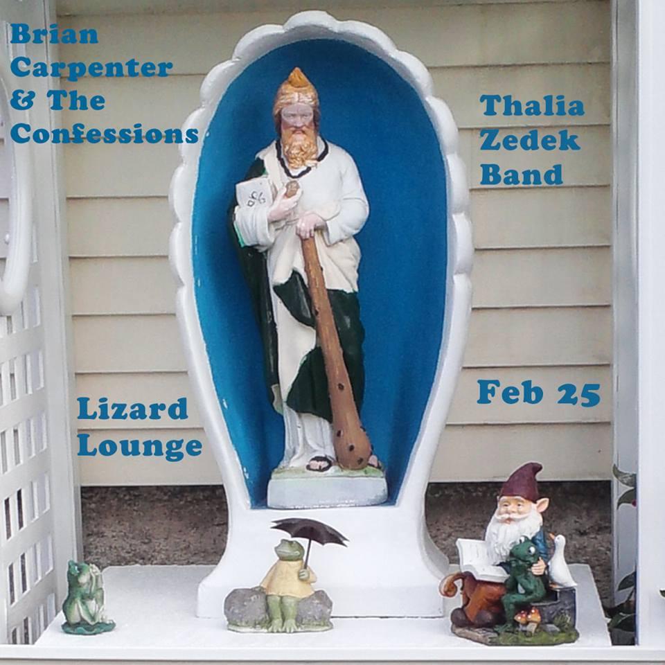 2-25 The Lizard Lounge